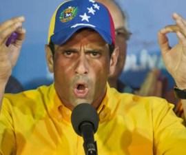 capriles voto por voto