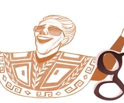 chavela vargas doodle