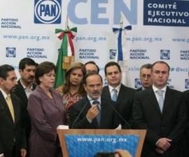 reunion-en-el-pan- Pacto por Mexico