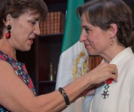 aristegui legion de honor