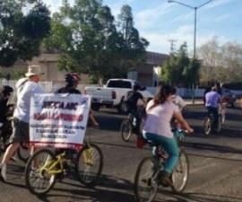 bicicleteada movimiento 5 de junio