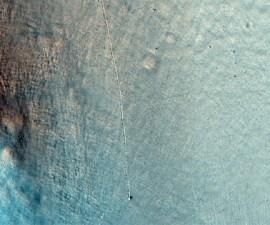 Piedra-rodante-en-Marte