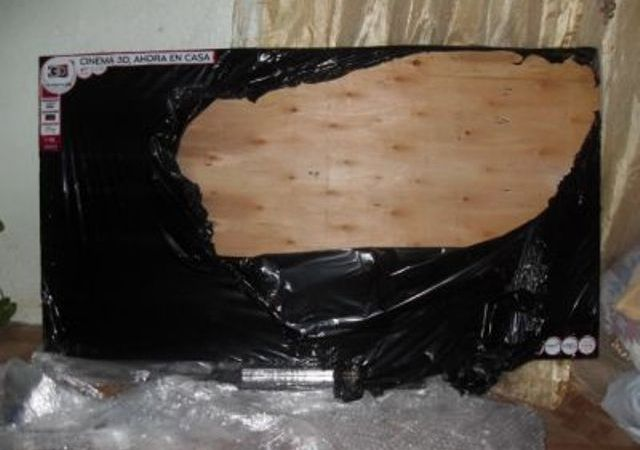 tele madera