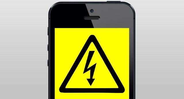 iPhone-electrocutado