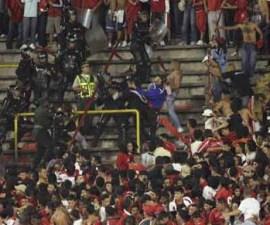 seguridad en los estadios 1
