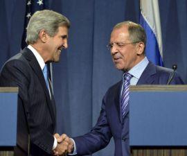 Kerry y Lavrov