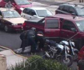 policias secuestro