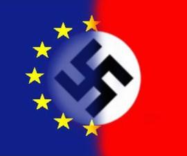 bandera nazi europa