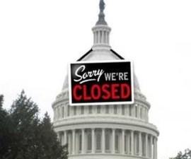 gobierno cerrado estados unidos