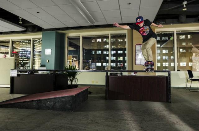 oficina skatepark