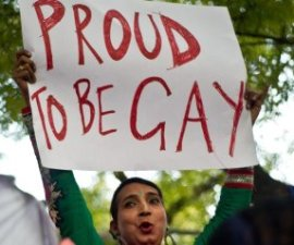 INDIA-COURT-GAY-RIGHTS