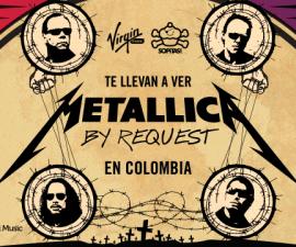 MetallicaColombia