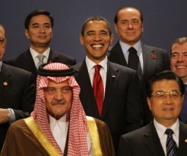 World Leaders Gather To Discuss The Financial Crisis At The G20 Summit