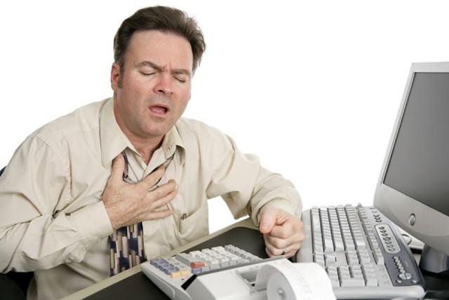 Resultado de imagen de el corazon y el estres