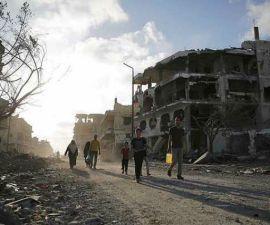 CALMA EN GAZA