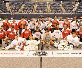 federer hockey