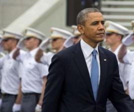 militar obama