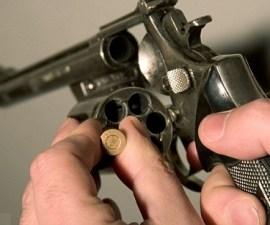 arma ruleta rusa