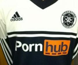 patrocinador pornhub futbol