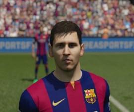 FIFA 15 DEMO Kick Off (In Menus)