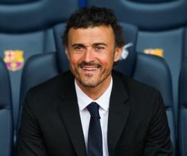 Luis Enrique Unveiled As New Barcelona Coach
