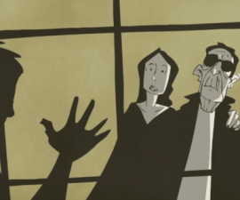 Lou Reed - Animacion
