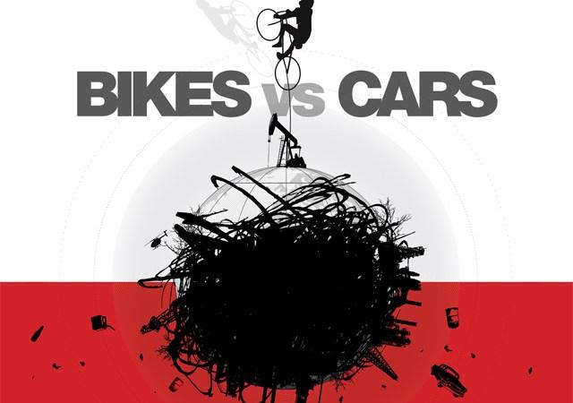 Bikes-vs-Cars