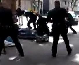 policia EEUU Los Angeles