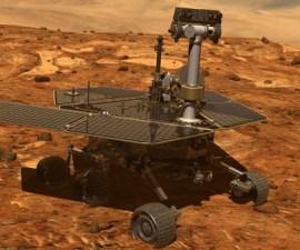 NASA-Marte-Rover