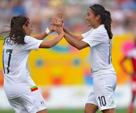 mexico femenil