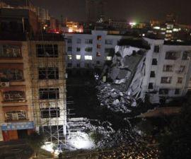 explosoines China