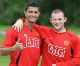 Cristiano-Ronaldo-and-Wayne-Rooney