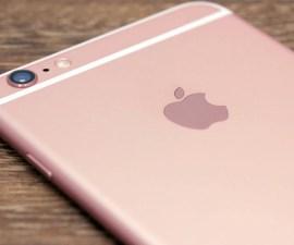 iPhone 6 Gold Rose