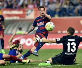 messi gol atletico barcelona