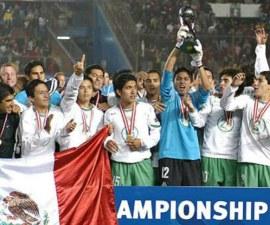 mexico sub 17 campeon