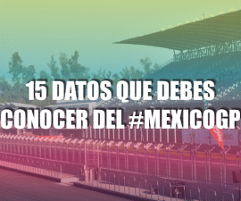 DATOS MEXICO GP