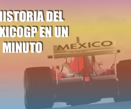 HISTORIA GP MEXICO