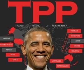 TPP obama