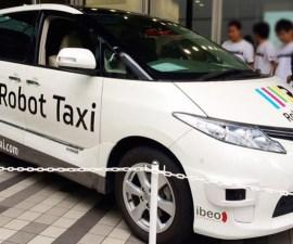 Taxi-Robot-Japon