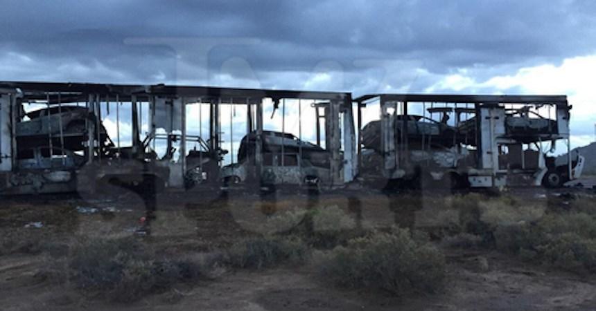 floyd mayweather autos quemados