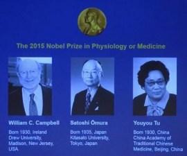nobel medicina 2015