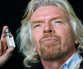 richard branson virgin drogas