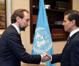 visita alto comisionado ONU1