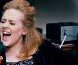 adele when we were youngs