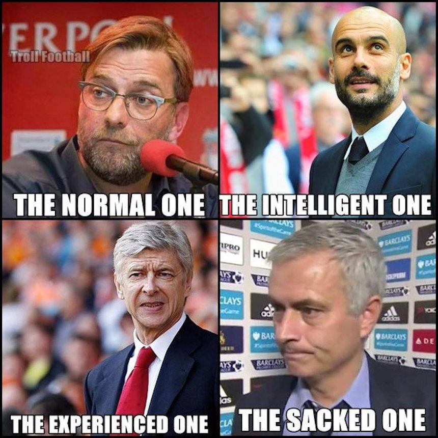 Los memes del despido de José Mourinho | Sopitas.com