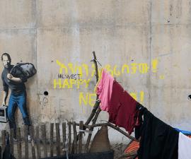 Banksy Steve Jobs