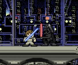 Star Wars 8bits