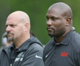 mike pettine ray farmer
