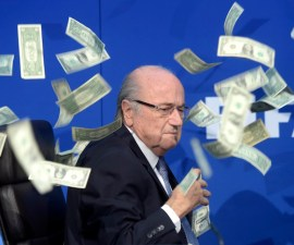 Blatter sueldo FIFA