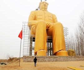 estatua mao tse tung2